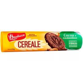 Biscoito Bauducco Cereale Cacau e Castanhas 170g