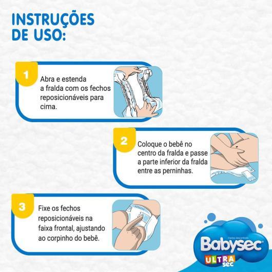 Fralda Descartável Babysec Ultrasec Galinha Pintadinha M 44 unidades - Imagem em destaque