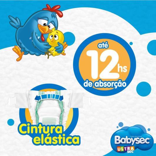 Fralda Descartável Babysec Ultrasec Galinha Pintadinha G 38 unidades - Imagem em destaque