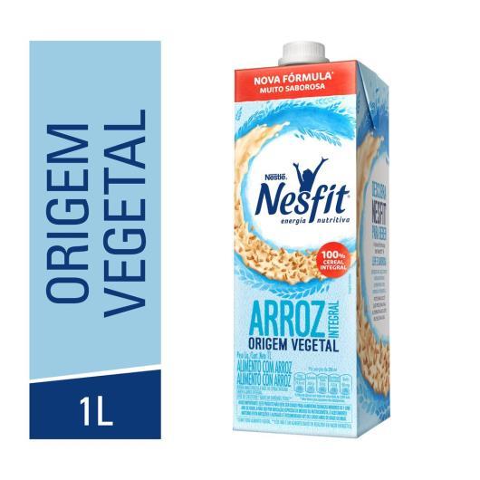 Bebida de Arroz NESFIT Integral 1L - Imagem em destaque