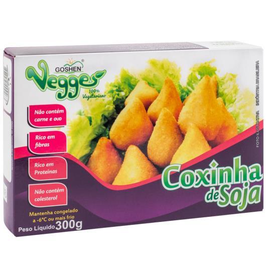 Coxinha de Soja Goshen Vegges 300g - Imagem em destaque