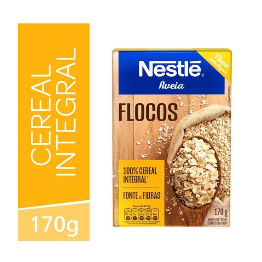 Aveia Nestlé Flocos 170g - Imagem em destaque