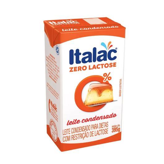 Leite Condensado Italac Tp Sem Lactose 395g - Imagem em destaque