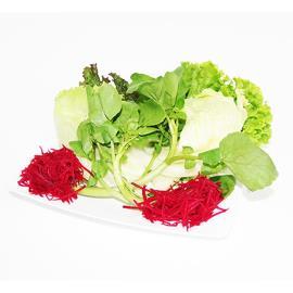 Salada Caisp Americana Higienizada 170g