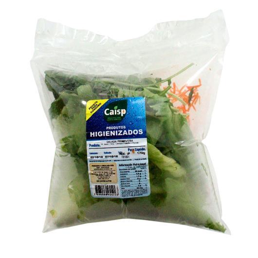 Salada Caisp Primavera Higienizada 170g - Imagem em destaque