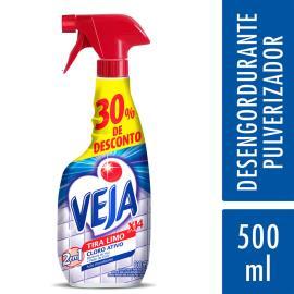 Desinfetante Veja 2em1 X-14 Tira Limo 30% de Desconto 500ml