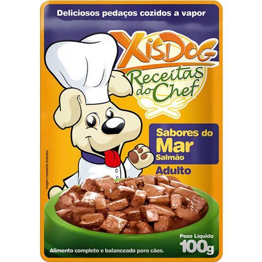 Alimentos para Cães Xisdog Adulto Sabores do Mar 100gr - Imagem em destaque