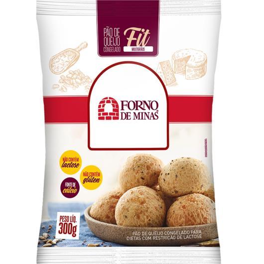 Pão de Queijo Forno de Minas Integral Fit Multigrãos 300g - Imagem em destaque