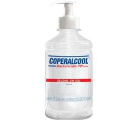 Higienizador Coperalcool para Mãos 400g