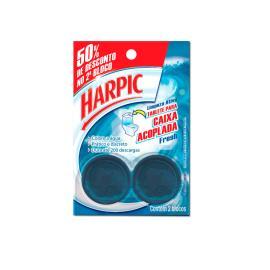 Detergente Sanitário Harpic Fresh 50% de Desconto no 2º Bloco