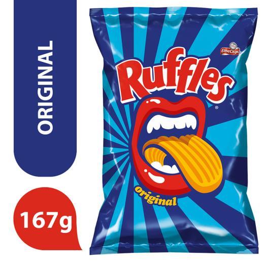 Batata Ruffles Original 167g - Imagem em destaque