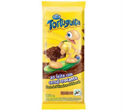 Chocolate Arcor ao Leite 50g - Imagem em destaque