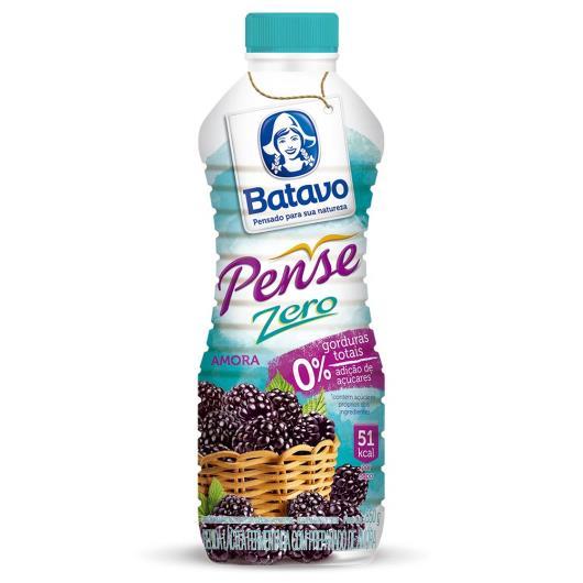 Bebida Láctea Batavo Pense Zero Amora 850g - Imagem em destaque