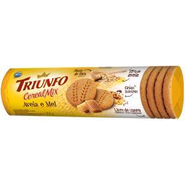 Biscoito Triunfo Cereais Mix Aveia e Mel 200g
