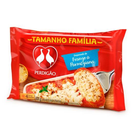 Empanado Perdigão Frango a Parmegiana Tamanho Família 800g - Imagem em destaque