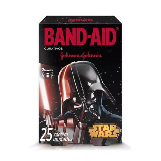 Curativo Band-Aid Star Wars c/ 25unids. - Imagem em destaque