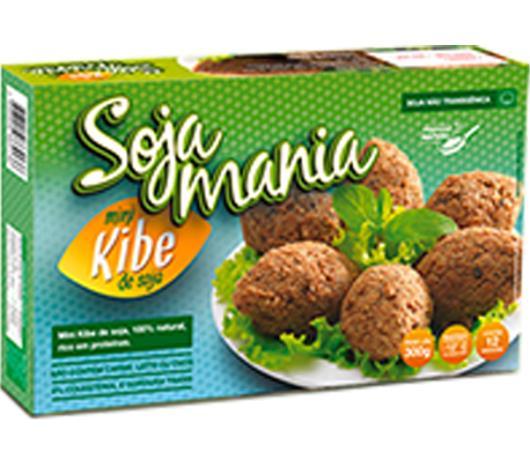Kibe Soja Mania Soja Mini 300g - Imagem em destaque