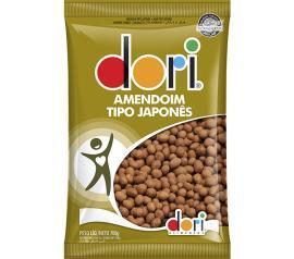 Amendoim Dori tipo Japonês 700g