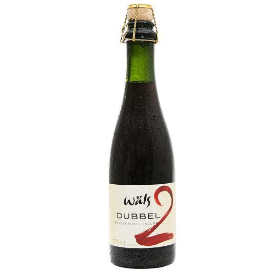 Cerveja Wals Dubbel Escura Long Neck 375ml - Imagem em destaque