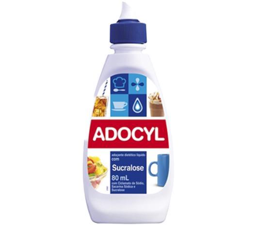 Adoçante Adocyl Sucralose 80ml - Imagem em destaque