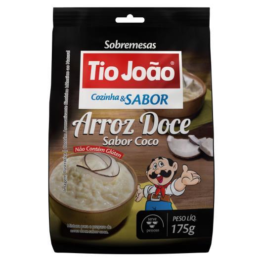 Arroz Doce Tio João Coco 175g - Imagem em destaque