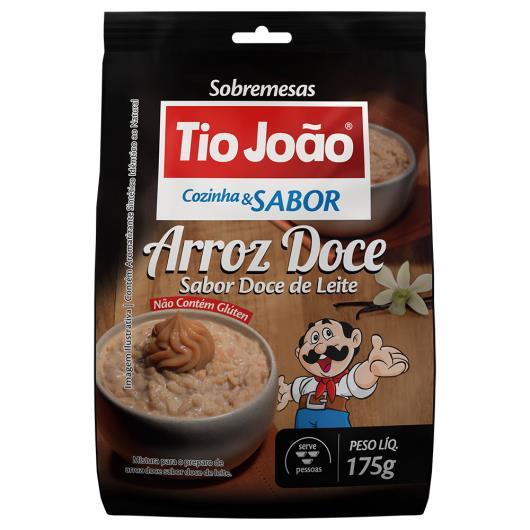 Arroz Doce Tio João Doce de Leite 175g - Imagem em destaque