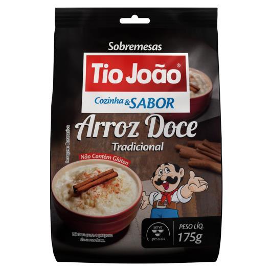 Arroz Doce Tio João Tradicional 175g - Imagem em destaque