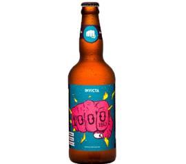 Cerveja Invicta Ibu 1000 Ibu Garrafa 500ml