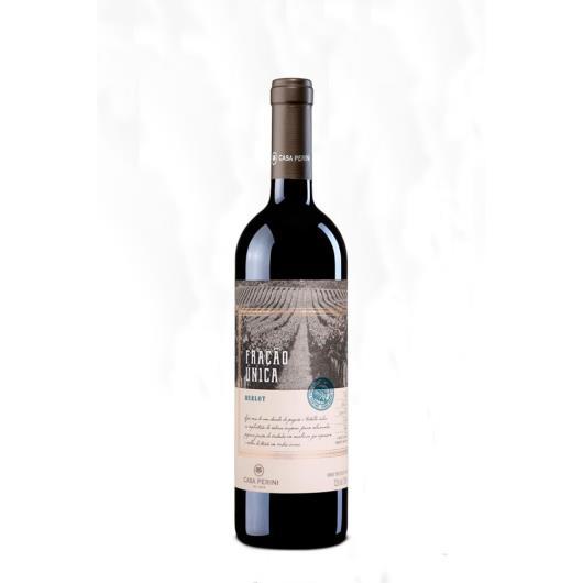 Vinho Perini Fração Única Merlot 750ml - Imagem em destaque