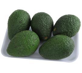 Abacate avocado Hortmix bandeja 550g