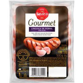 Linguiça Seara Pernil Gourmet com Alho Poró 500G