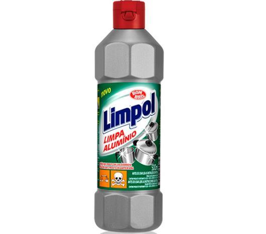 Limpa Alumínio Limpol 500ml - Imagem em destaque
