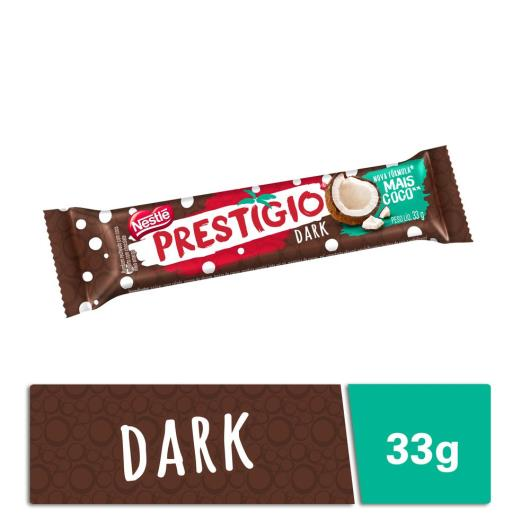 Chocolate Nestle Prestigio Dark 33g - Imagem em destaque