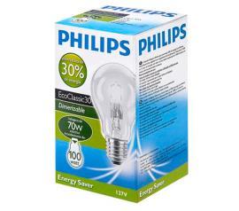 Lâmpada Philips Eco Clássic Arg.127V70W