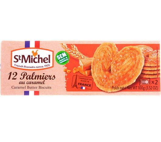 Biscoito St Michel Caramelo 100g - Imagem em destaque