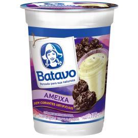Iogurte integral com polpa de ameixa Batavo 170g