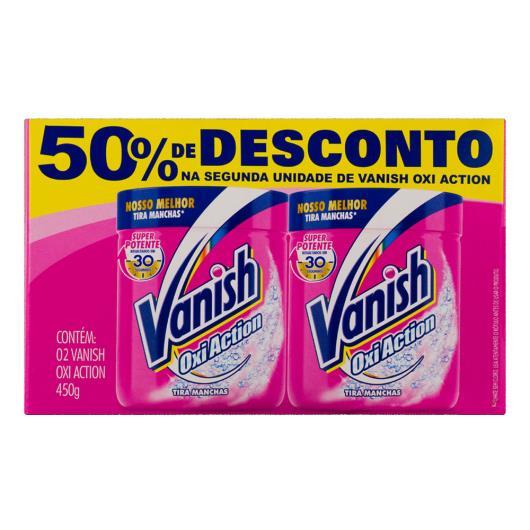 2 Alvejantes Vanish Pó  sem Cloro 50% de Desconto no Segundo 450g cada - Imagem em destaque
