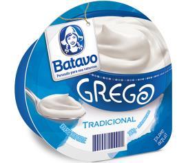 Iogurte Grego Batavo Tradicional 100g
