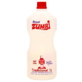 Álcool Zumbi Tradicional 1L