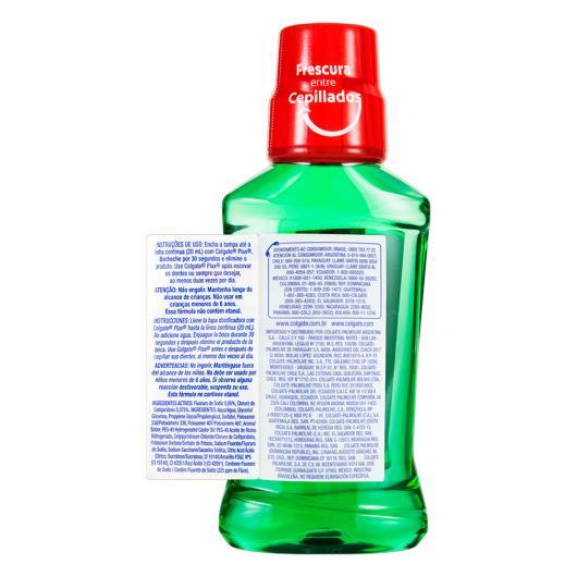 Enxaguante Bucal Zero Álcool Ice Glacial Colgate Plax Frasco 250ml - Imagem em destaque
