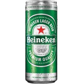 Cerveja Heineken Lata 250ml