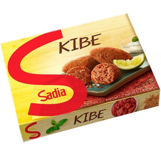 Kibe Sadia 500g - Imagem em destaque