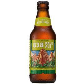 Cerveja Bohemia 838 Pale Ale Long Neck 300ml