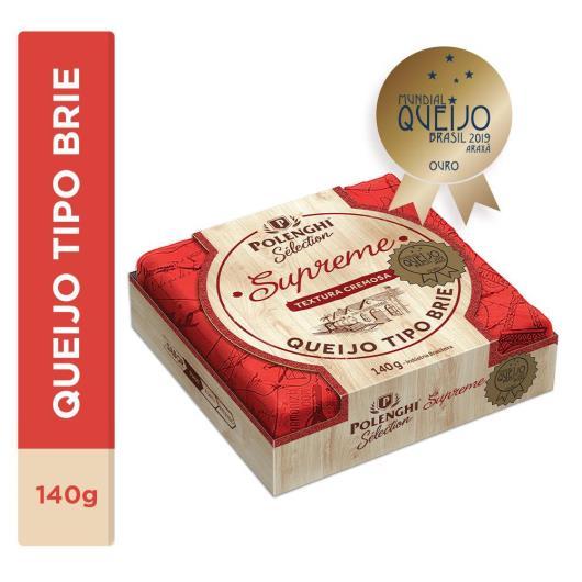 Queijo Polenghi Selection Brie Supreme 140g - Imagem em destaque