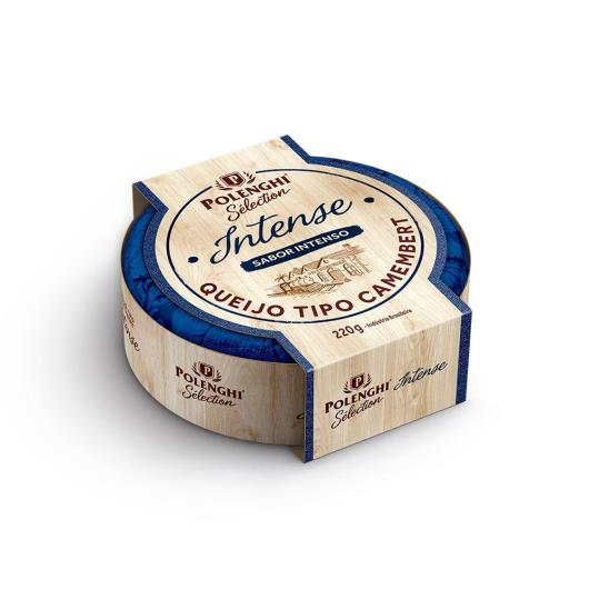 Queijo Polenghi Selection Camembert Intense 220g - Imagem em destaque