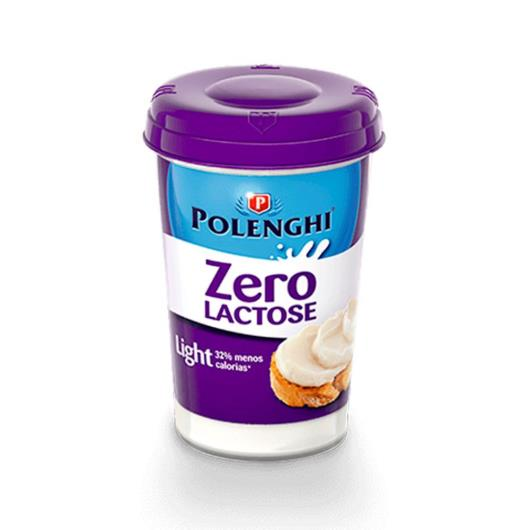 Requeijão Polenghi Zero Lactose 200g - Imagem em destaque