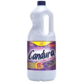 Alvejante Candura Lavanda com Cloro 2l