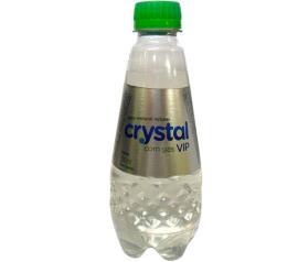 Água Mineral Crystal Pet com Gás 350ml