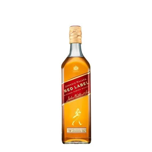 Whisky Johnnie Walker Red Label 750ml - Imagem em destaque