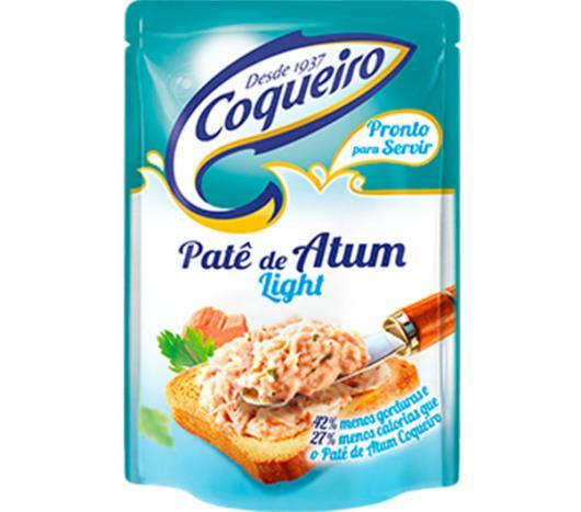 Patê de Atum Coqueiro Light 170g - Imagem em destaque